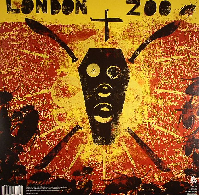 BUG, The - London Zoo