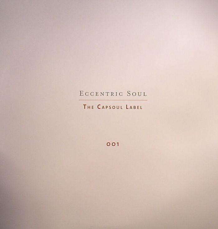 VARIOUS - Eccentric Soul: The Capsoul Label