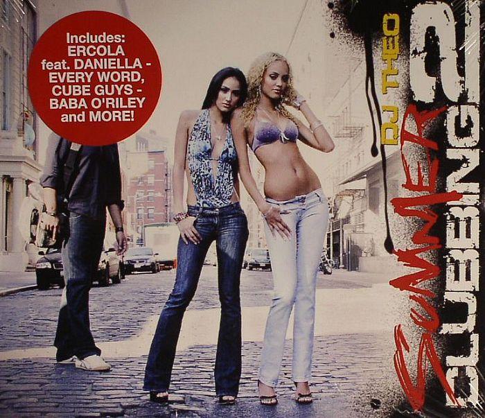 DJ THEO/VARIOUS - Nervous Nitelife: Summer Clubbing Vol 2