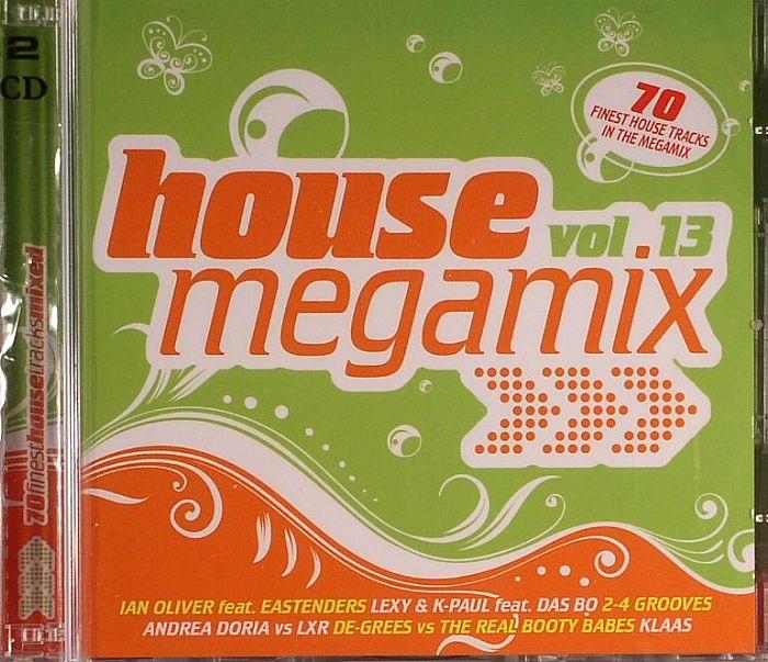 VARIOUS - House Megamix Vol 13