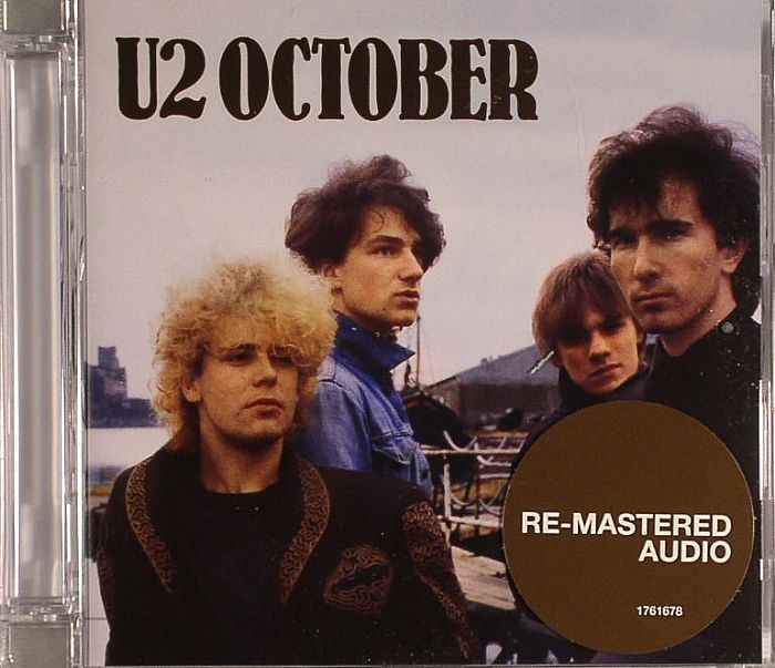 U2 - October (remastered)