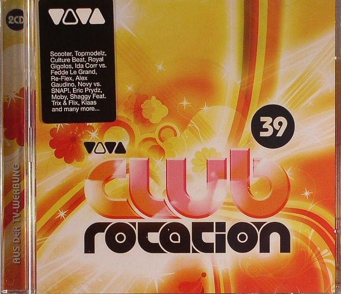 VARIOUS - Club Rotation Vol 39