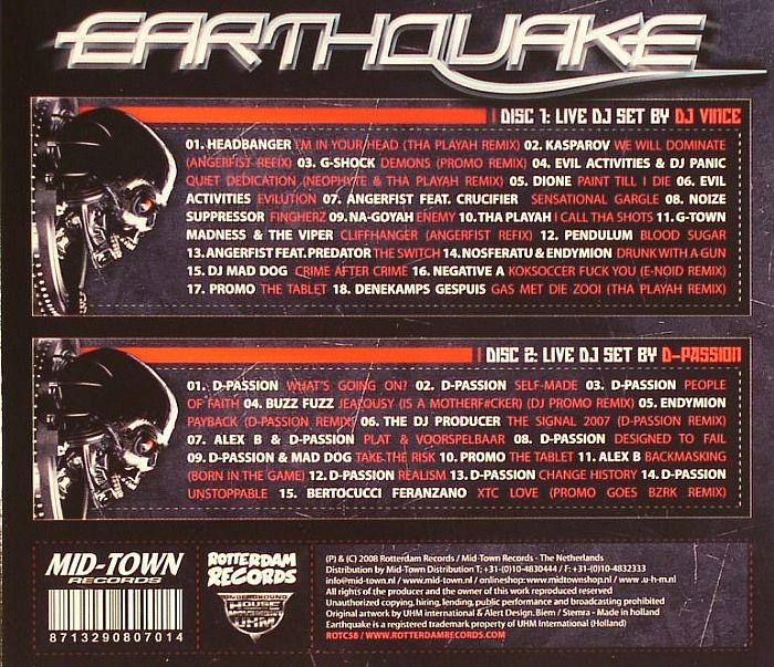 Various BZRK Remix Project LP Volume 1