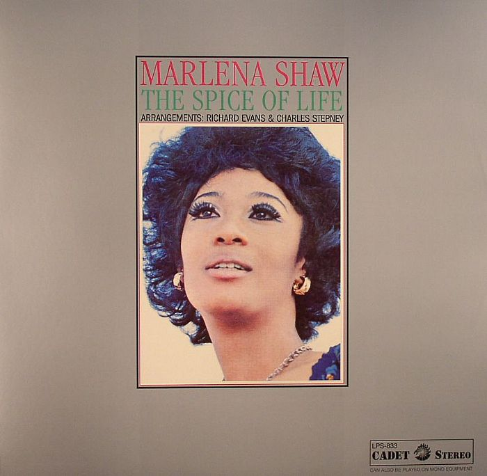 SHAW, Marlena - The Spice Of Life