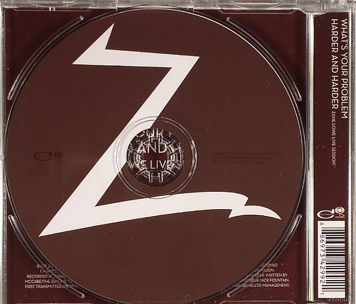 ZUTONS, The - What's Your Problem