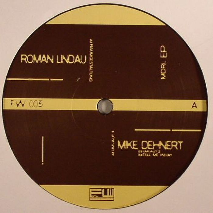 Roman lindau mike dehnert mdrl ep vinyl at juno records for Raumgestaltung roman