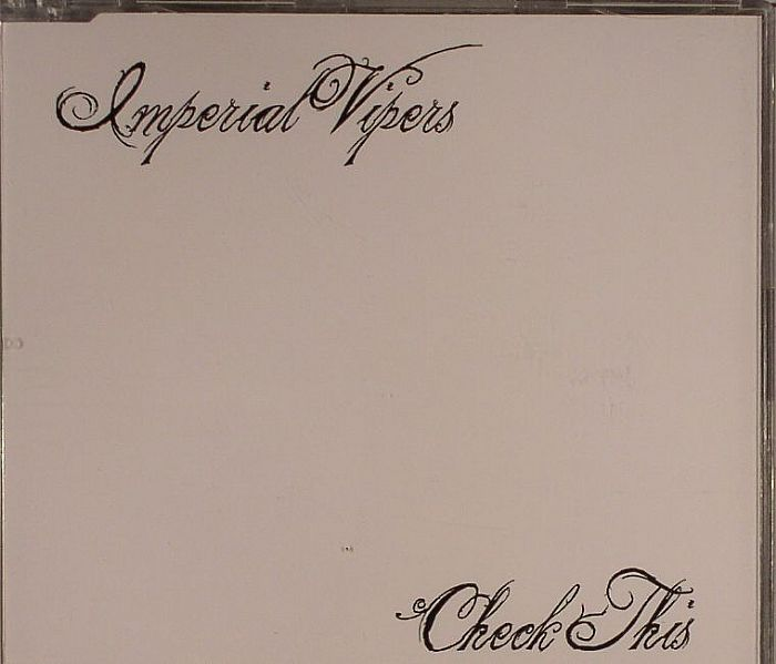 IMPERIAL VIPERS - Check This