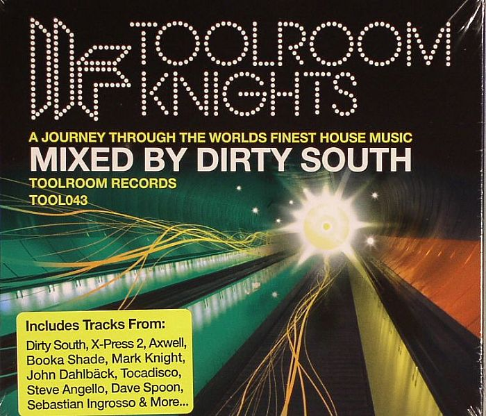 Various - Toolroom Knights Mixed By Fedde Le Grand Sampler 1
