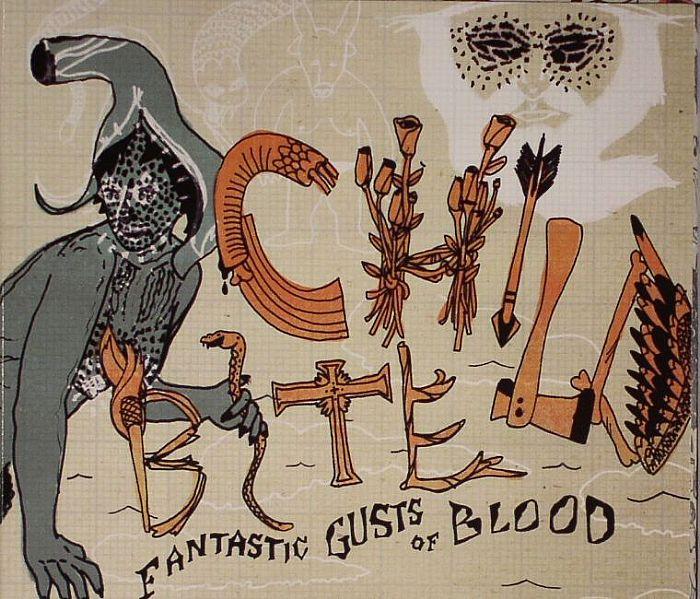 CHILD BITE - Fantastic Gusts Of Blood