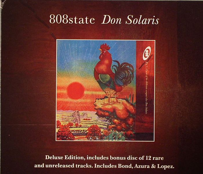 808 STATE - Don Solaris (Deluxe Edition)