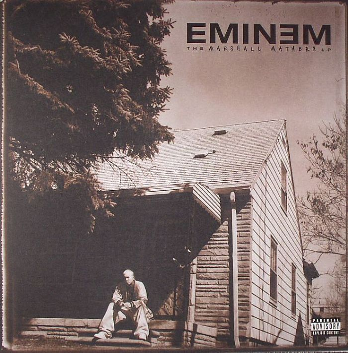Eminem The Marshall Mathers Lp Vinyl At Juno Records