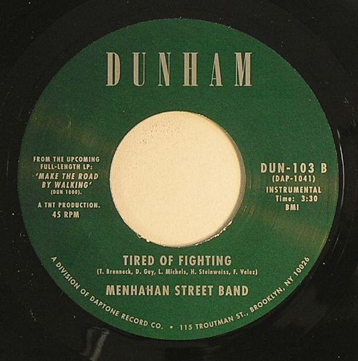 BRADLEY, Charles/MENHAHAN STREET BAND - The Telephone Song