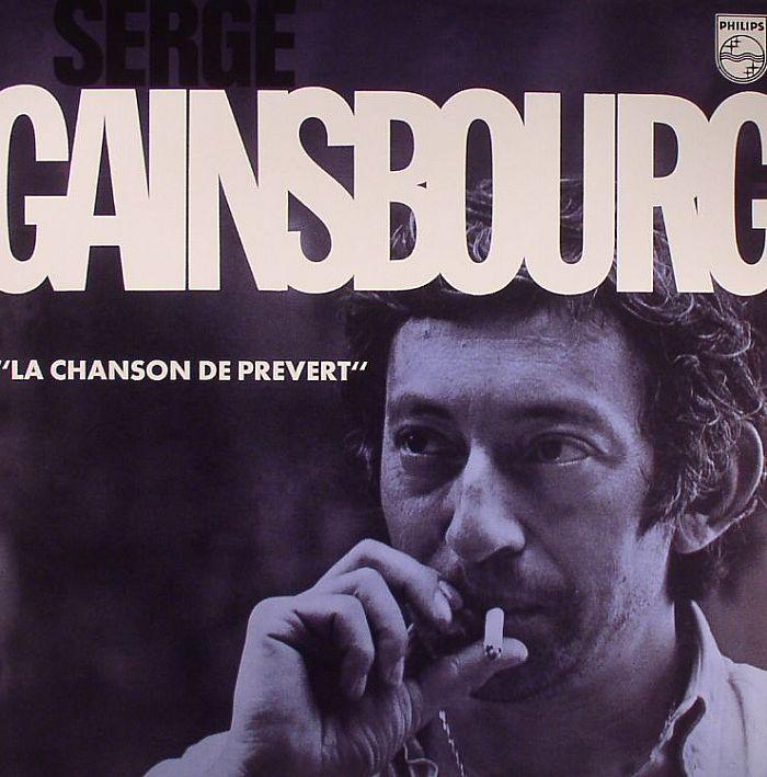 Serge GAINSBOURG La Chanson De Prevert Vinyl At Juno Records