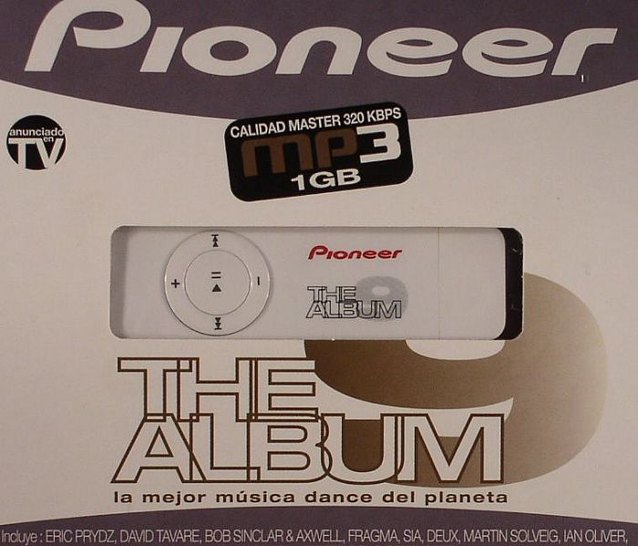 Various Pioneer The Album Vol 9 Mp3 Edition Vinyl At Juno