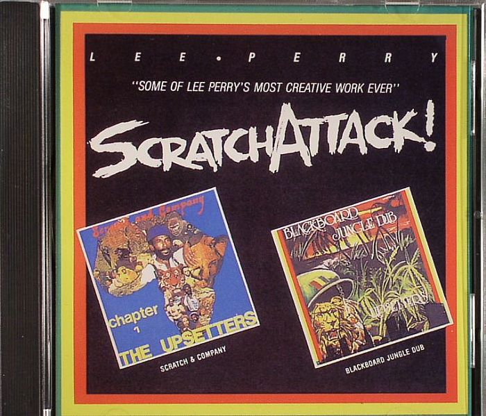 Lee Perry Scratch Attack Vinyl At Juno Records