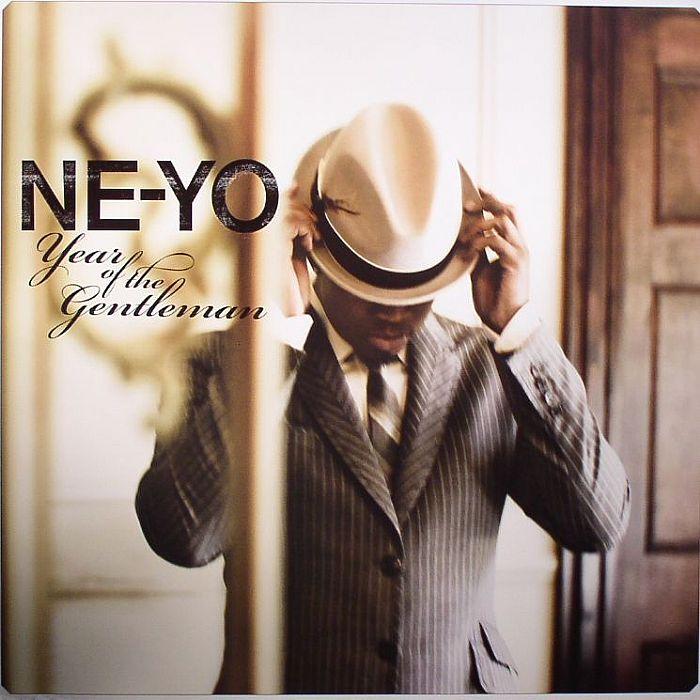 Ne Yo Year Of The Gentleman Vinyl At Juno Records