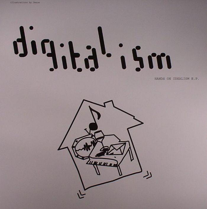 Digitalism Hands On Idealism Ep Vinyl At Juno Records