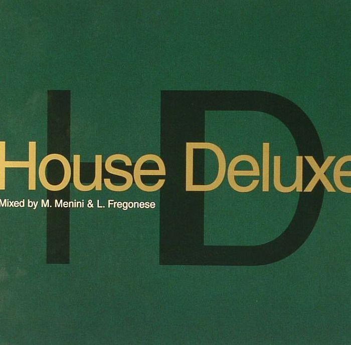 MENINI, M/L FREGONESE/VARIOUS - House Deluxe Vol 7