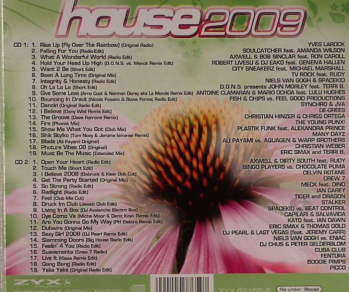 VARIOUS - House 2009