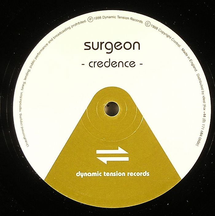 SURGEON - Credence