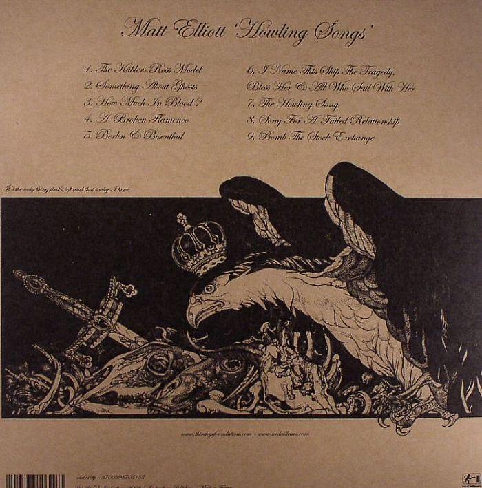 ELLIOTT, Matt - Howling Songs