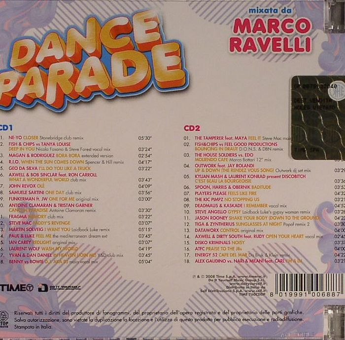 Various - Dance Parade Estate 2009