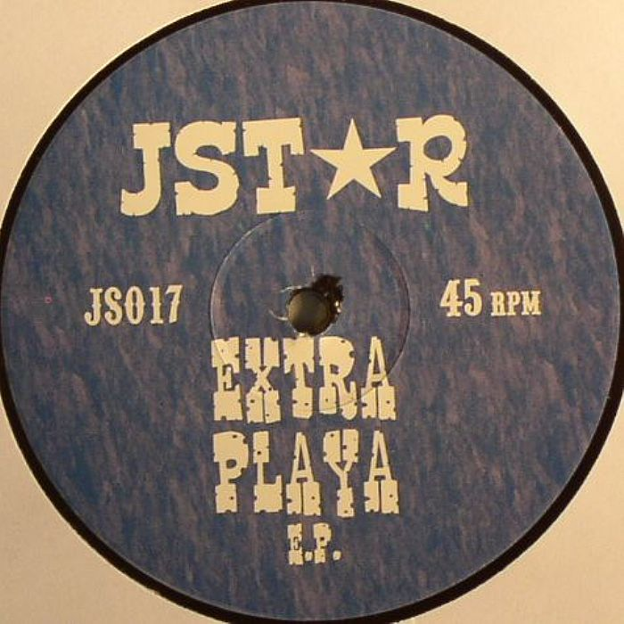 JSTAR - Extra Playa EP