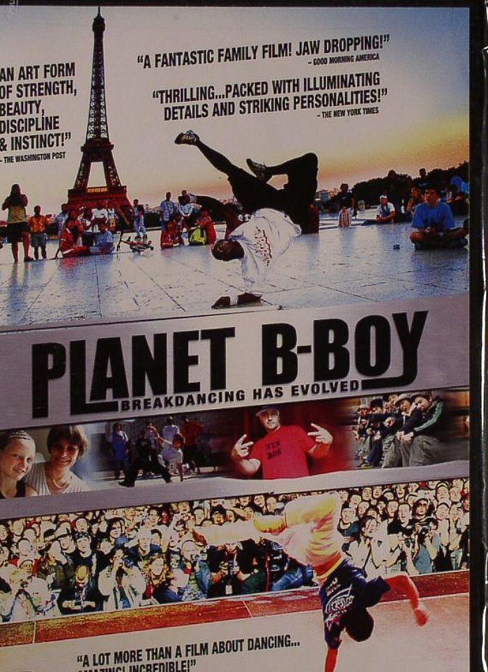 PLANET B BOY - Planet B-Boy: Breakdancing Has Evolved