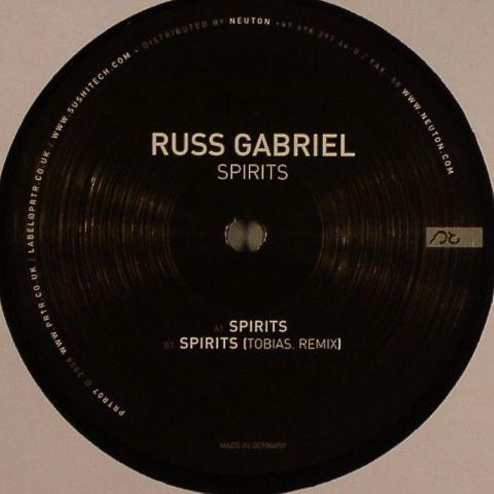GABRIEL, Russ - Spirits
