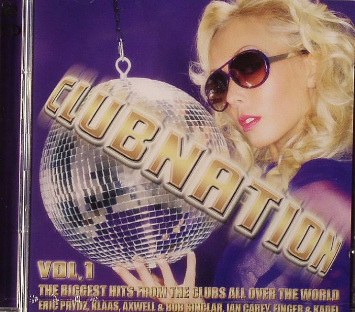 VARIOUS - Clubnation Vol 1