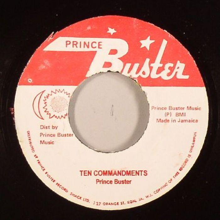 Prince Buster Ten Commandments