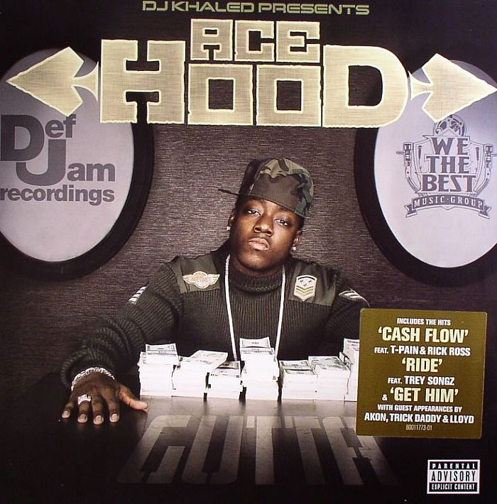 ACE HOOD - DJ Khaled Presents Ace Hood: Gutta