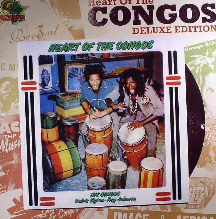CONGOS, The - Heart Of The Congos (Deluxe Edition)