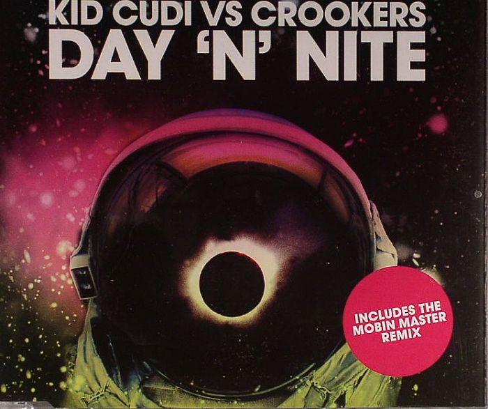 kid cudi vs crookers day n nite vinyl at juno records. Black Bedroom Furniture Sets. Home Design Ideas
