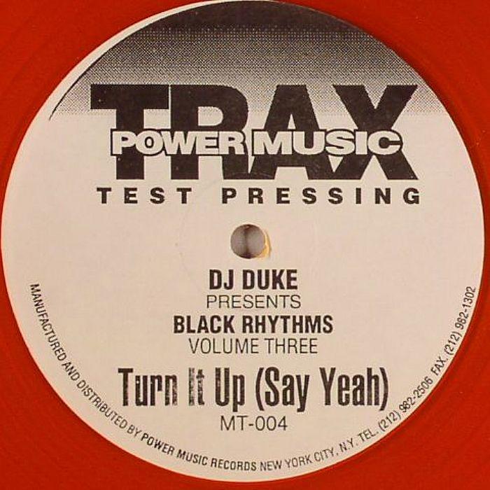 DJ Duke - Black Rhythms Volume Three
