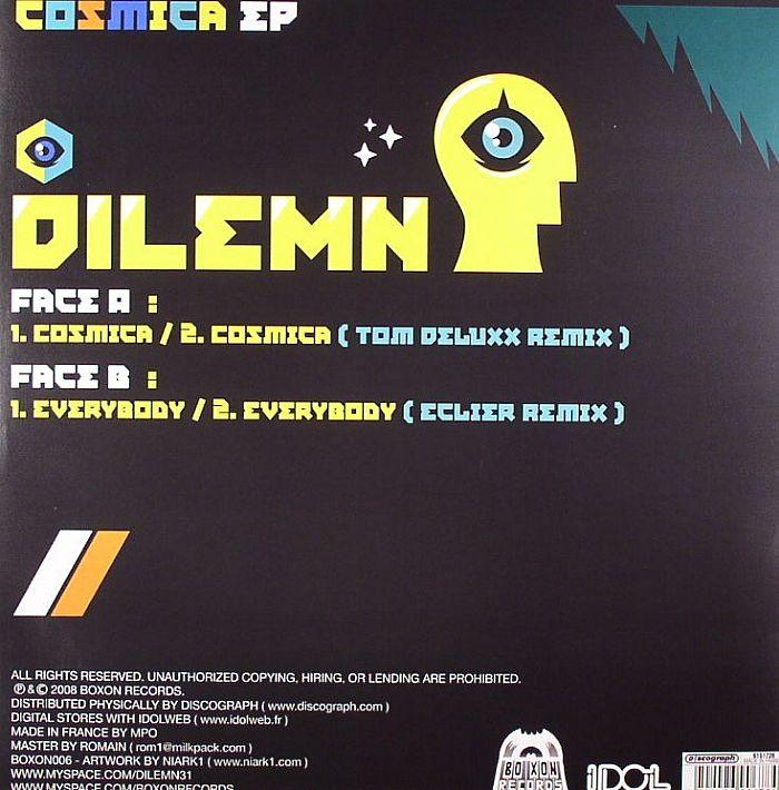 DILEMN - Cosmica EP