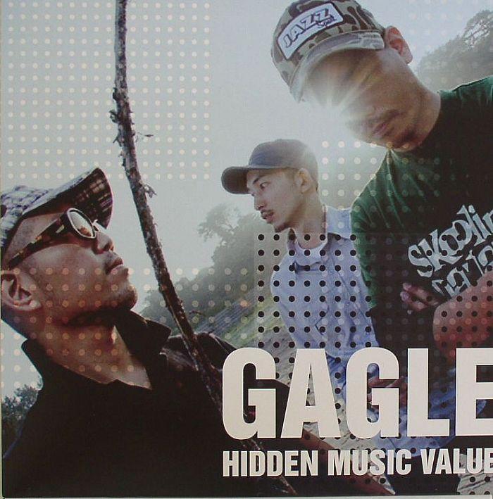 GAGLE - Hidden Music Value (DJ Mitsu the Beats production)
