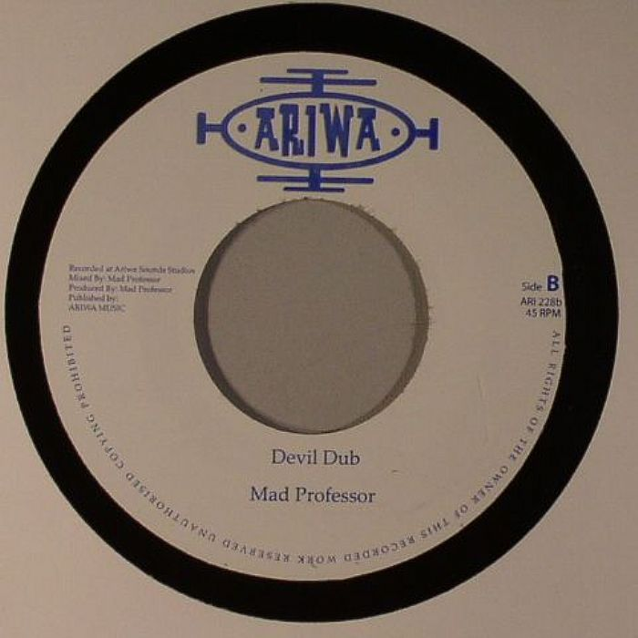 EARL 16/MAD PROFESSOR - Chase The Devil (Riddim)