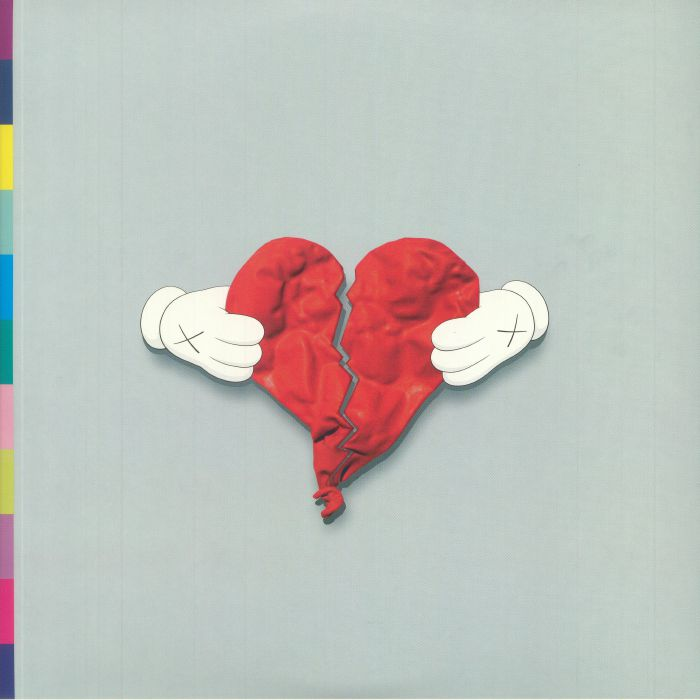Kanye WEST 808s & Heartbreak vinyl at Juno Records.