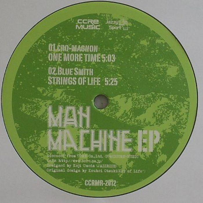 SPEAKER SGT/MOUNTAIN MOCHA KILIMANJARO/CRO MAGNON/BLUE SMITH - Man Machine EP