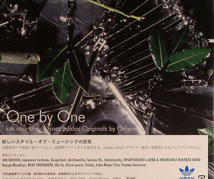 VARIOUS - One By One: KZK Soundtrack From Adidas Originals By Originals