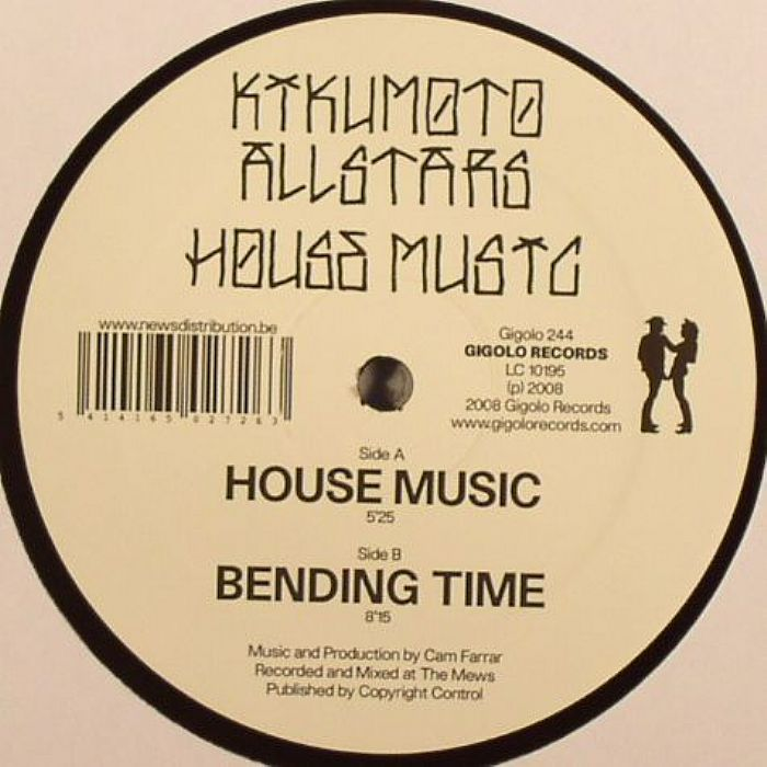 Kikumoto allstars house music vinyl at juno records for All house music