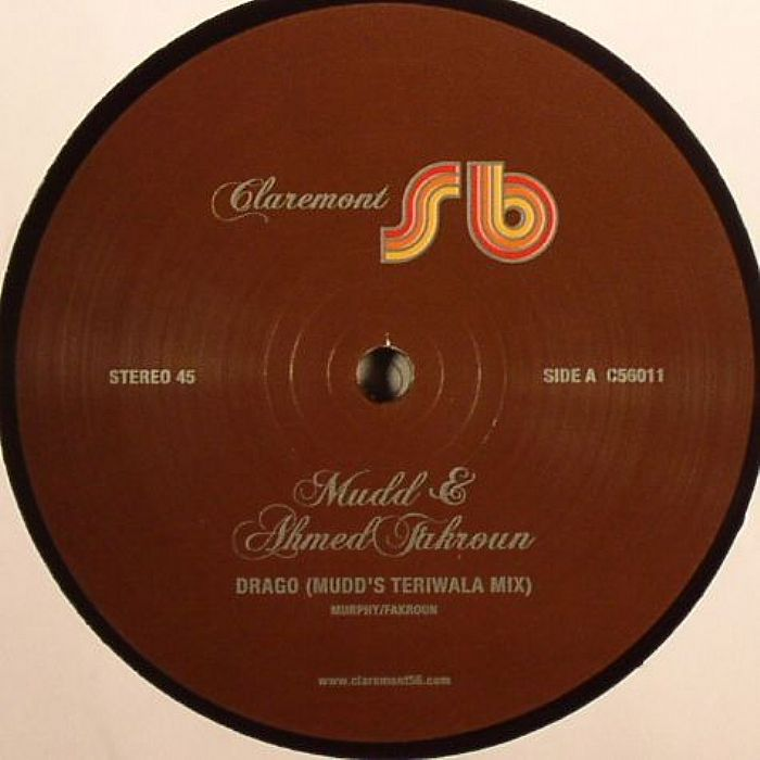 MUDD/AHMED FAKROUN - Drago