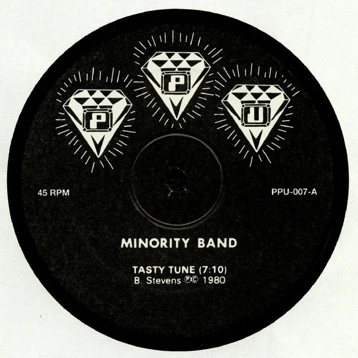 MINORITY BAND - Journey To The Shore