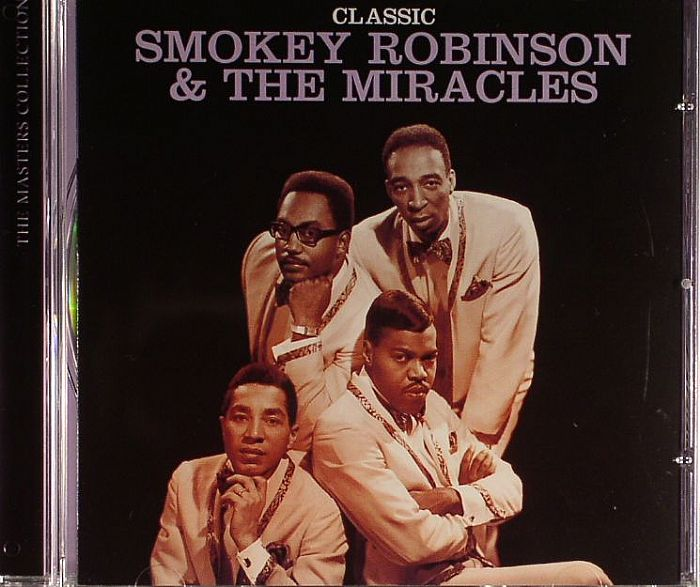 Smokey robinson the miracles