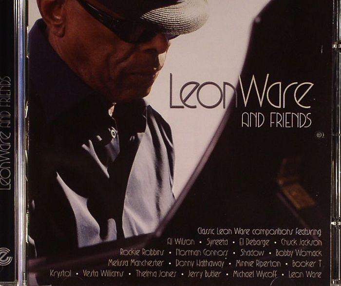 WARE, Leon/VARIOUS - Leon Ware & Friends