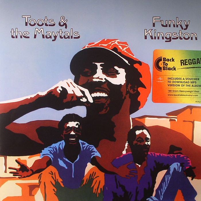 Toots Amp The Maytals Funky Kingston Vinyl At Juno Records
