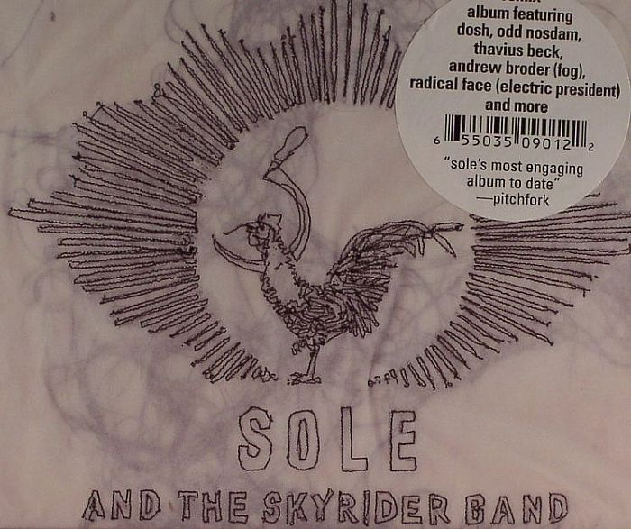 SOLE/THE SKYRIDER BAND - Remix LP