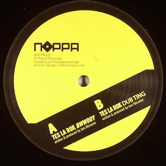 Tes La Rok - Bwwooy / Dub Ting
