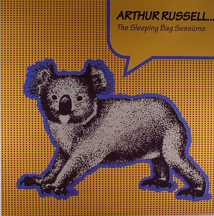 RUSSELL, Arthur/VARIOUS - The Sleeping Bag Sessions